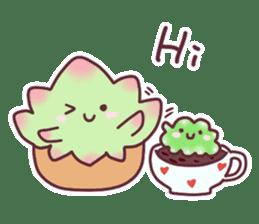 succulent plant party(International) sticker #4702206