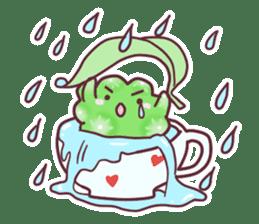 succulent plant party(International) sticker #4702207