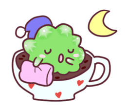 succulent plant party(International) sticker #4702209