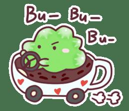 succulent plant party(International) sticker #4702214