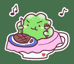 succulent plant party(International) sticker #4702217