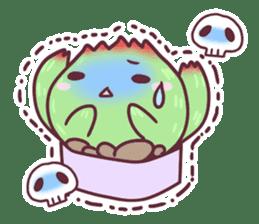 succulent plant party(International) sticker #4702219