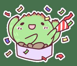 succulent plant party(International) sticker #4702222