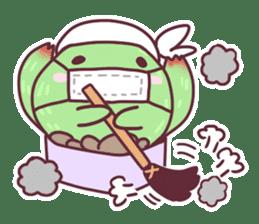 succulent plant party(International) sticker #4702223