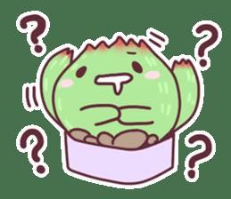 succulent plant party(International) sticker #4702224
