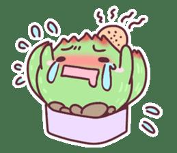 succulent plant party(International) sticker #4702226