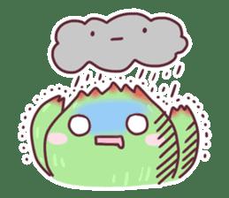 succulent plant party(International) sticker #4702229