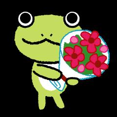 Frog&Goldfish 1