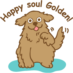 Happy soul Golden!