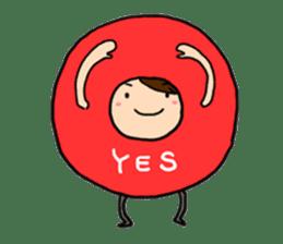 KIGURUMI-wife sticker #4713873