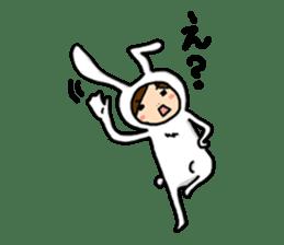 KIGURUMI-wife sticker #4713887