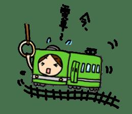 KIGURUMI-wife sticker #4713893