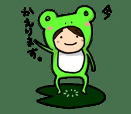 KIGURUMI-wife sticker #4713895