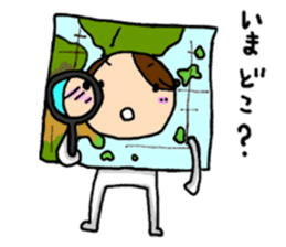 KIGURUMI-wife sticker #4713897