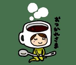 KIGURUMI-wife sticker #4713902