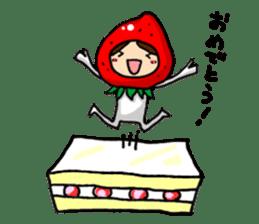 KIGURUMI-wife sticker #4713909