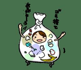 KIGURUMI-wife sticker #4713910
