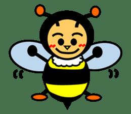 Bibi (Bee) sticker #4714512