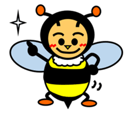 Bibi (Bee) sticker #4714514