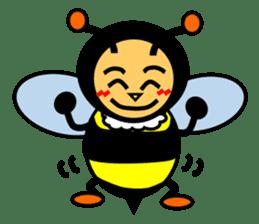 Bibi (Bee) sticker #4714515