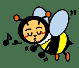 Bibi (Bee) sticker #4714518