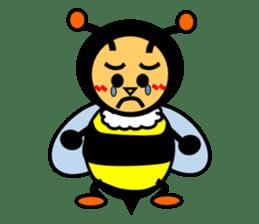 Bibi (Bee) sticker #4714522