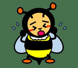 Bibi (Bee) sticker #4714525