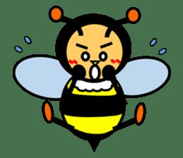 Bibi (Bee) sticker #4714526