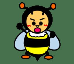 Bibi (Bee) sticker #4714528