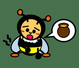 Bibi (Bee) sticker #4714532