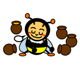 Bibi (Bee) sticker #4714533
