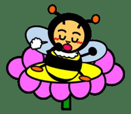 Bibi (Bee) sticker #4714534
