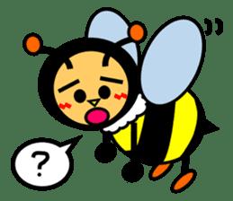 Bibi (Bee) sticker #4714538