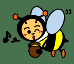 Bibi (Bee) sticker #4714544