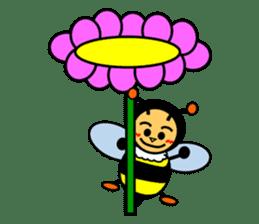 Bibi (Bee) sticker #4714551