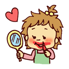 Parenting is difficult! sticker #4715638