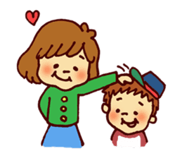 Parenting is difficult! sticker #4715663
