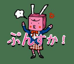 BonBoku Usagi sticker #4717873