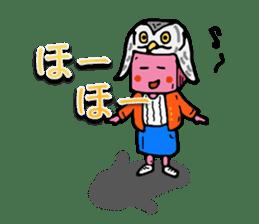 BonBoku Usagi sticker #4717875