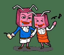 BonBoku Usagi sticker #4717876