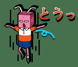 BonBoku Usagi sticker #4717879