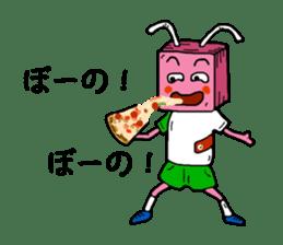 BonBoku Usagi sticker #4717890