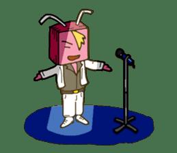 BonBoku Usagi sticker #4717904
