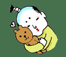 OTONO-KUN sticker #4728738