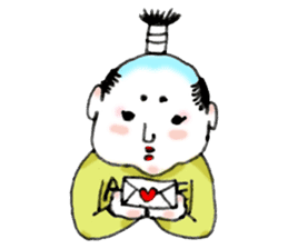 OTONO-KUN sticker #4728753