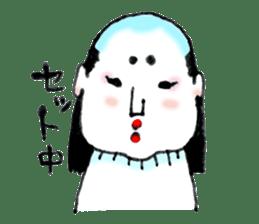 OTONO-KUN sticker #4728770