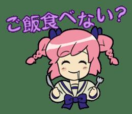 SENPAI CLUB Part1 sticker #4732646