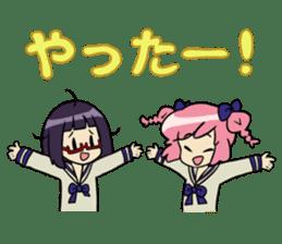 SENPAI CLUB Part1 sticker #4732662