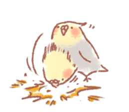 Okame chan2 sticker #4736106