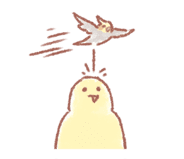 Okame chan2 sticker #4736109